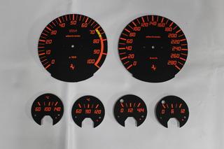 フェラーリ328 モンディアル 後.JPG